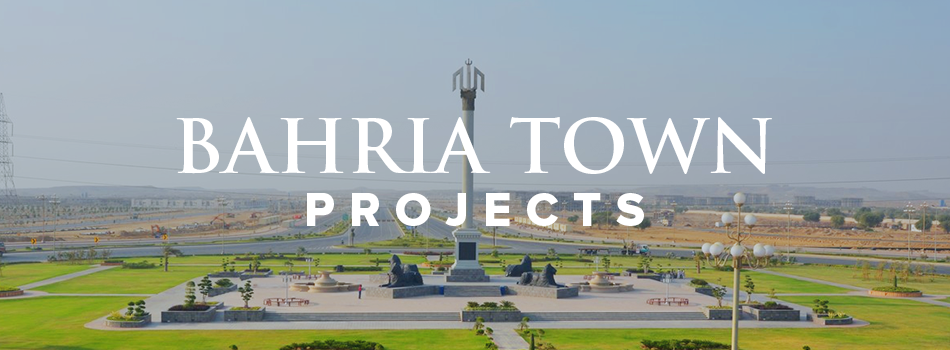 Bahria Town Projects